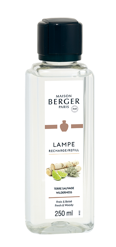 Recharge Lampe Terre Sauvage 250ml