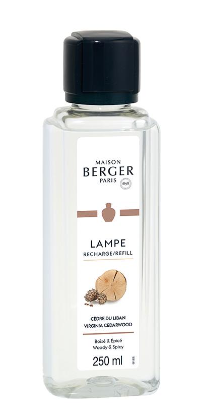 Recharge Lampe Cèdre du Liban 250ml