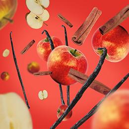 Pomme Vanillée