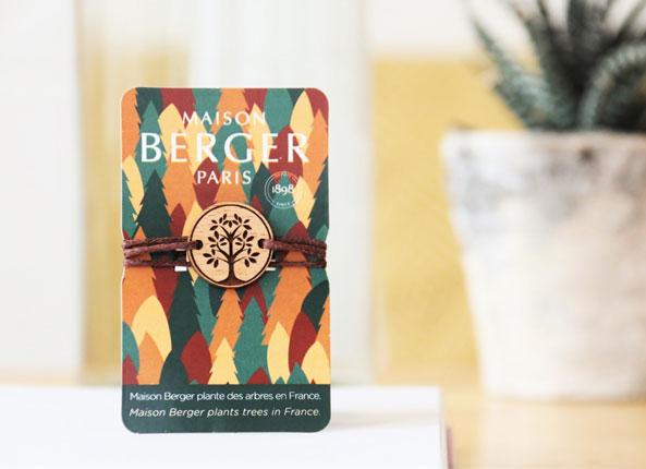 Le partenariat éco-responsable de Maison Berger Paris