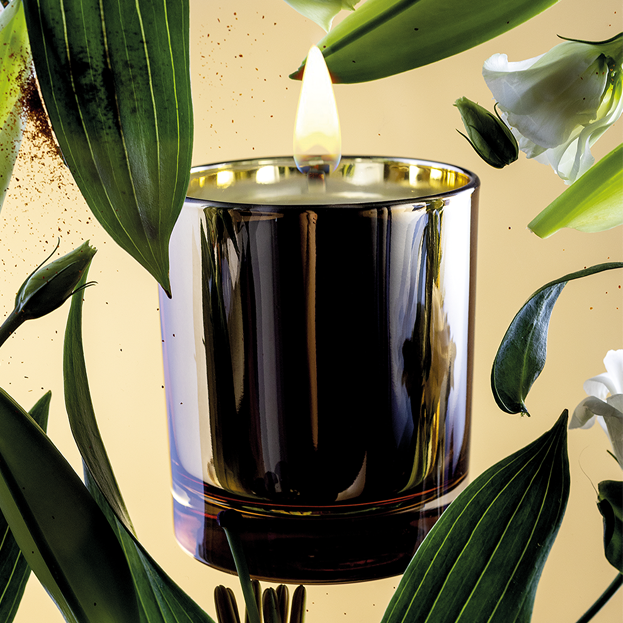 Bougies d'ambiance parfumées Maison Berger Paris