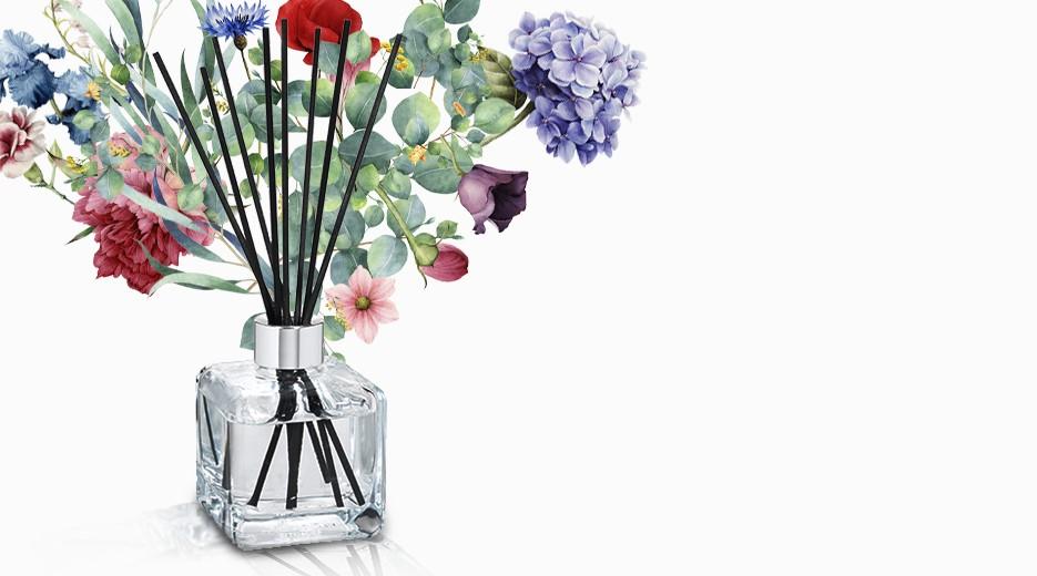Bouquets cube