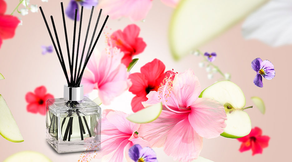 Bouquet Amour d'Hibiscus