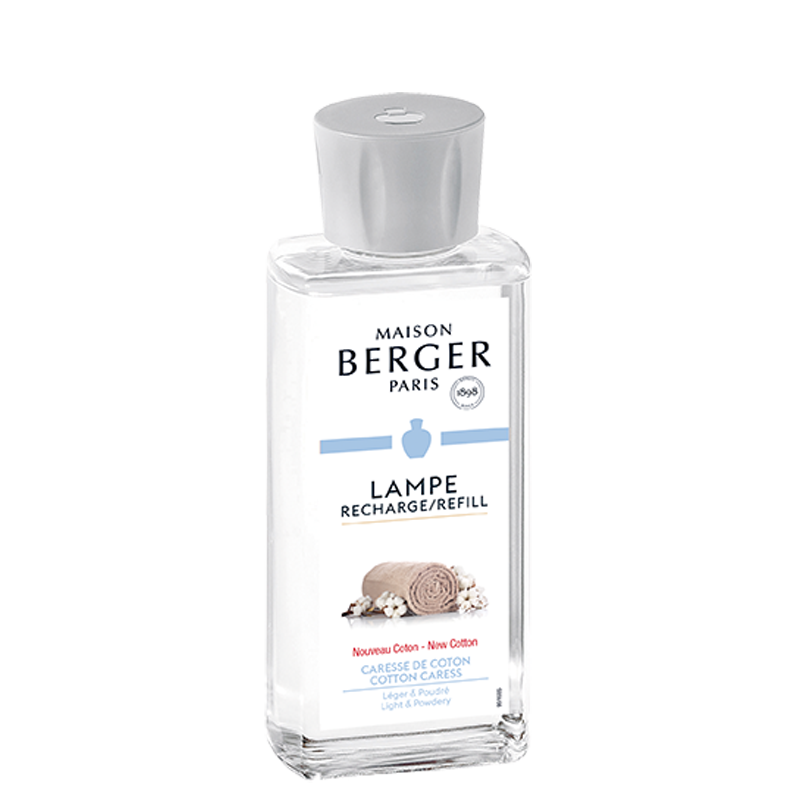 Recharge lampe Caresse de coton 180ml