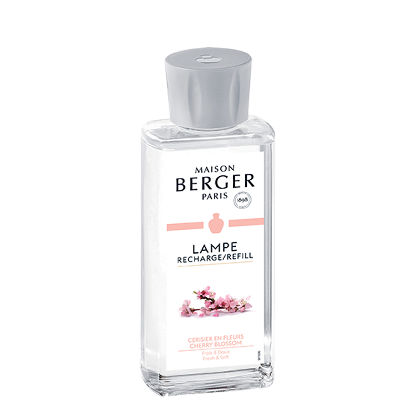 Recharge lampe cerisier en fleurs 180ml