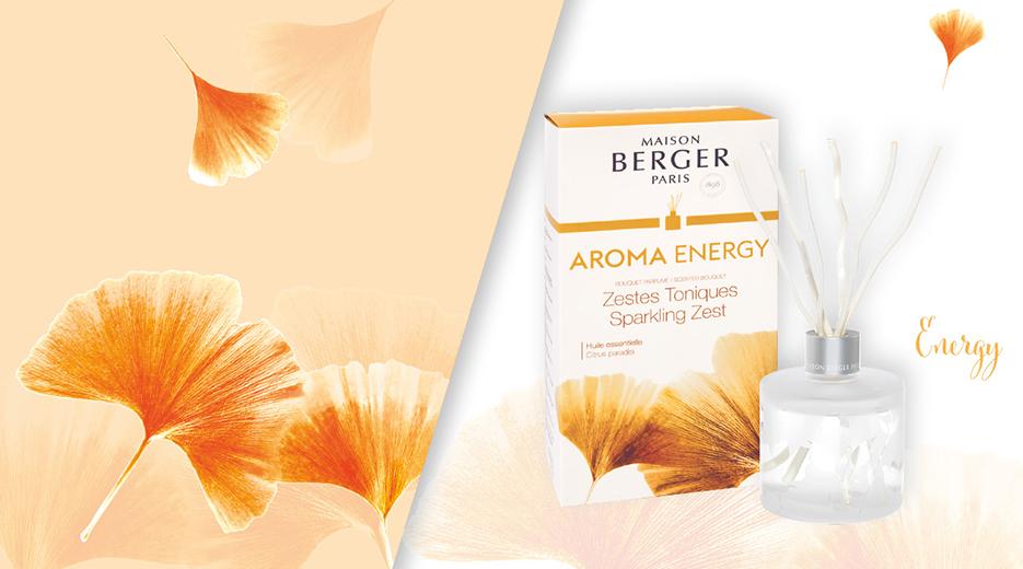 Bouquet Aroma Energy