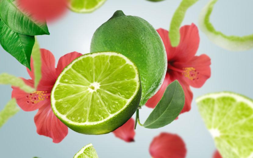 zeste Vert de Tahiti